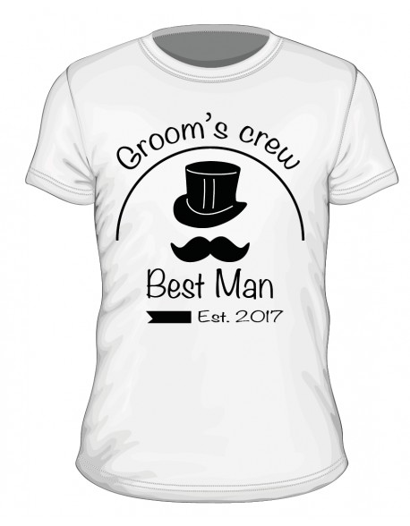 Groom's Crew Best Man