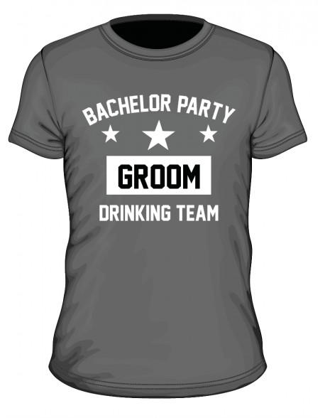Bachelor Party Groom